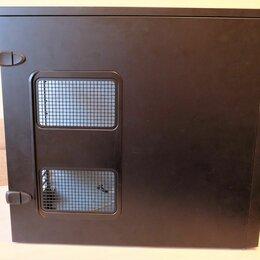 Корпуса - Компьютерный корпус Midi Tower ATX INWIN J523 21 см, 0