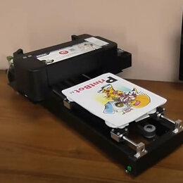 Полиграфическое оборудование - Текстильный принтер DTG A4, 0