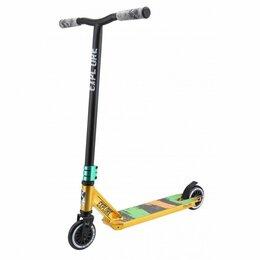 Самокаты - Самокат трюковой PESCARA FAVOR HIC,колеса 110мм,пега в комплекте, 0