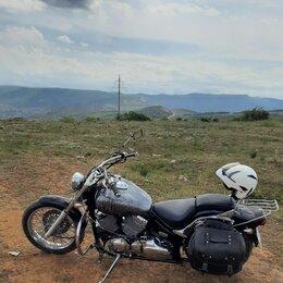 Мото- и электротранспорт - Yamaha xvs 650a drag, 0