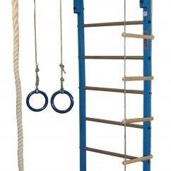 Походная мебель - Новая шведская стенка AL-013, 0