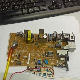Аксессуары и запчасти для оргтехники - Rm1-7902 плата питания DC контроллер , 0
