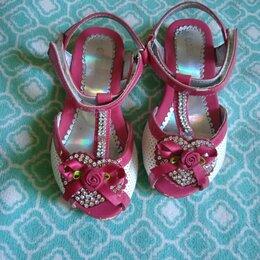 Босоножки, сандалии - Босоножки для девочки , 0