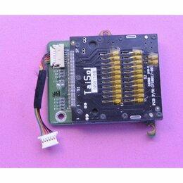 Устройства для чтения карт памяти - Fujitsu Siemens Amilo EF3-Серии SD Card Reader плата с кабелем  CF50017-001, 0