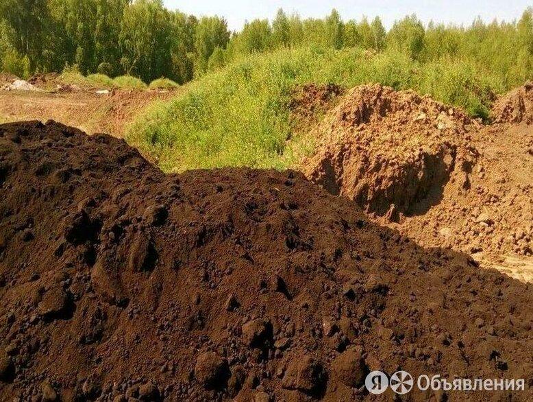 Чернозем по цене 1200₽ - Субстраты, грунты, мульча, фото 0