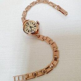 Наручные часы - Женские золотые часы , 0