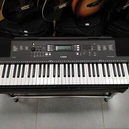 Клавишные инструменты - Новый синтезатор Yamaha PSR-EW310, 0