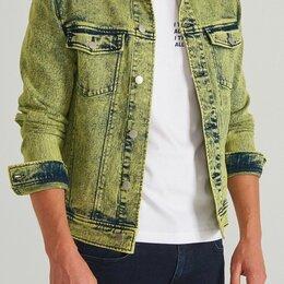 Куртки - Классическая Джинсовая куртка оригинальной варенки, 0
