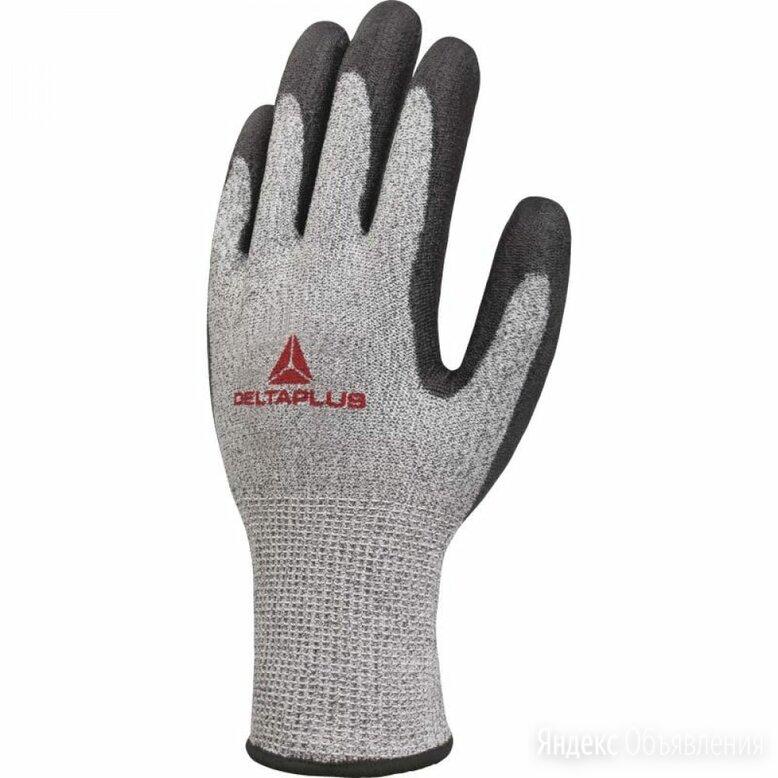 Антипорезные трикотажные перчатки Delta Plus VECUT44GRG307 по цене 1100₽ - Средства индивидуальной защиты, фото 0