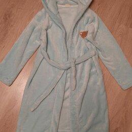 Домашняя одежда - Халат из велсофта , 0