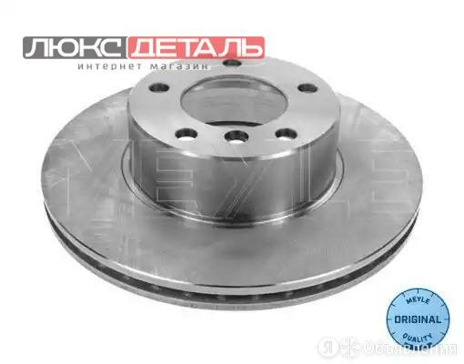 MEYLE 3155213019 Торм.диск пер.вент.296x22 5 отв.  по цене 2671₽ - Тормозная система , фото 0