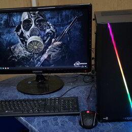 Настольные компьютеры - Системник (R5-1600/8GB/SSD120/500GB/RX 550 2GB), 0