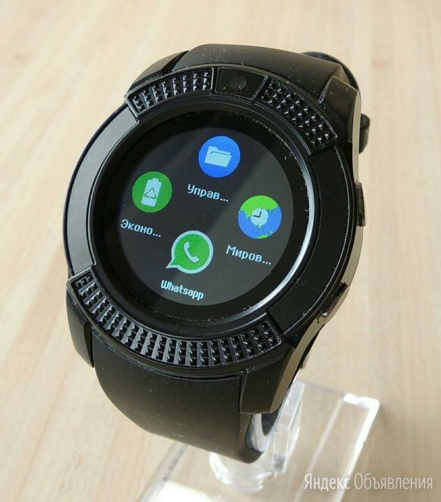 """Smart часы V8"" по цене 1300₽ - Умные часы и браслеты, фото 0"