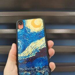 Чехлы - Чехол на iPhone xr ван гог, 0