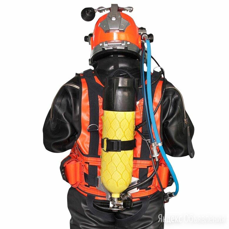 КАМПО Аппарат аварийный дыхательный с комплектом грузов (12шт. х 2кг)  по цене 40500₽ - Компрессоры и баллоны, фото 0