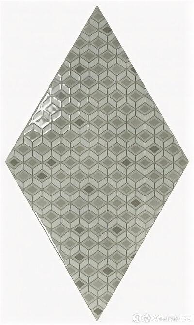 EQUIPE Rhombus Wall Pattern Mist Green 15,2X26,3 по цене 10537₽ - Керамическая плитка, фото 0