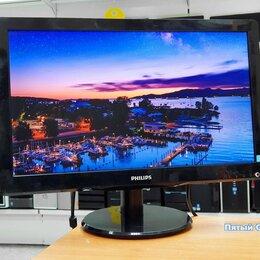 """Мониторы - Монитор 20"""" Philips 200V4LAB TN LED HD+ 75Гц 5мс, 0"""