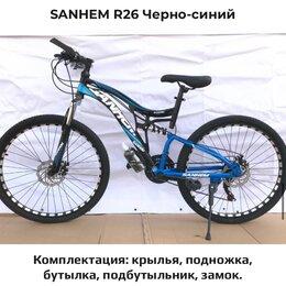Велосипеды - Велосипед с двумя амортизаторами , 0
