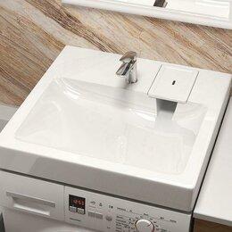 Раковины, пьедесталы - Раковина над стиральной машиной 60х60, 0