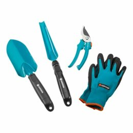 Мини-инструменты - Базовый комплект садовых инструментов Gardena Домашнее садоводство, 0