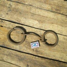 Другое - Кандалы имитация железные кольца бутафорские узы путы, 0