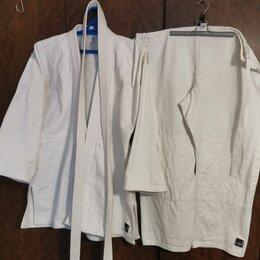 Аксессуары и принадлежности - Кимоно для айкидо взрослое на рост 190 см, 0