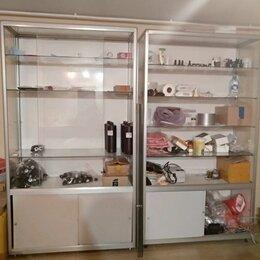 Мебель для учреждений - Стеллажи и шкаф б/у, 0