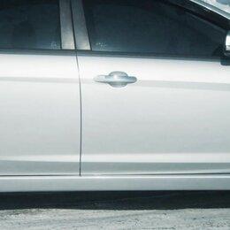 Кузовные запчасти - Пороги форд фокус 2 седан дорестайл, 0