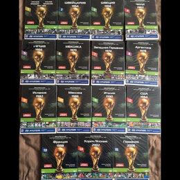 Видеофильмы - Чемпионат мира по футболу 1930-2006 коллекция dvd, 0