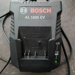 Аккумуляторы и зарядные устройства - Зарядное устройство для шуруповерта bosch al 1820 cv, 0