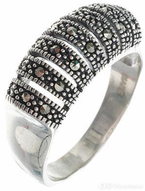 Кольцо Марказит HR1557-mr_18-5 по цене 2270₽ - Кольца и перстни, фото 0