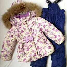 Комплекты верхней одежды - Зимний костюм на девочку , 0