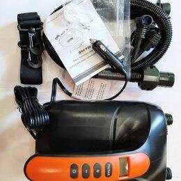 Аксессуары  - Насос электрический Sea-Pro 20 psi - для лодок пвх, sup, 0