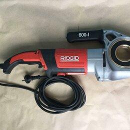 Резьбонарезной инструмент для труб - Клупп электрический Ridgid 600-I   44883, 0