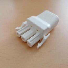 Товары для электромонтажа - Розетка с огран-ем натяжения NAC32S.W, 0