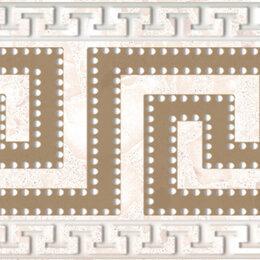 Заборчики, сетки и бордюрные ленты - Бордюр AXIMA Бордюр Axima Пальмира B 20х5,5, 0