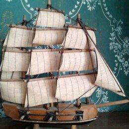 Модели - Модель корабля Бригантина, 0