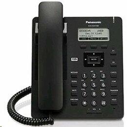 Системные телефоны - IP телефон Panasonic Panasonic KX-HDV100RUB Black, 0