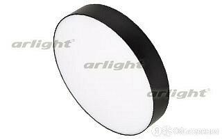 Накладной светильник Arlight  SP-RONDO-250B-30W Warm White по цене 8047₽ - Люстры и потолочные светильники, фото 0