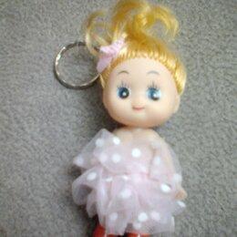 Брелоки и ключницы - Брелок куколка, 0