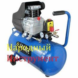 Воздушные компрессоры - Компрессор Garage 40л, 1,5 квт, 250 л.мин, 0