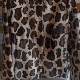 Пиджаки - Леопардовый пиджак новый, 0