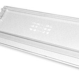 Аксессуары и запчасти - Панель холодильника Атлант откидная верхняя м/к прозрачная 773522412200, 0
