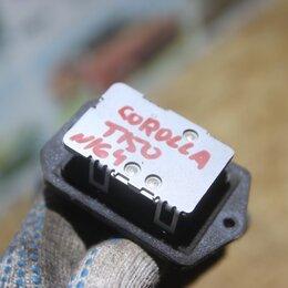 Электрика и свет - Резистор печки Тойота Королла E150, 0