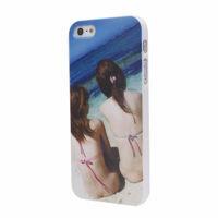 Чехлы - Чехол-накладка на Apple iPhone 5/5S, пластик, girls 2, 0