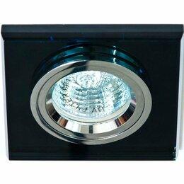 Встраиваемые светильники - Квадратный светильник FERON ИВО-50w, 0