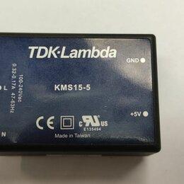 Источники бесперебойного питания, сетевые фильтры - KMS15-5 TDK-Lambda, 0