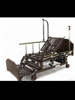 Приборы и аксессуары - Кровать для лежачих больных с туалетом , 0