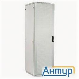 Прочее сетевое оборудование - ЦМО ШТК-М-18.6.6-3aaa Шкаф телеком. напольный 18u (600x600) дверь металл (2 к..., 0
