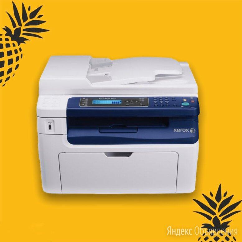 МФУ Xerox workcentre 3045 по цене 6500₽ - Принтеры и МФУ, фото 0